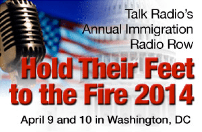 Hold Their Feet to the Fire 2014
