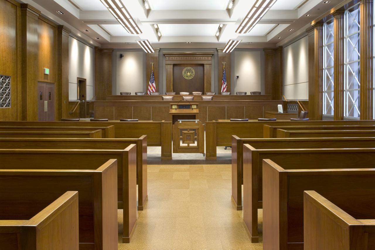 Judge Not Says Law Professor