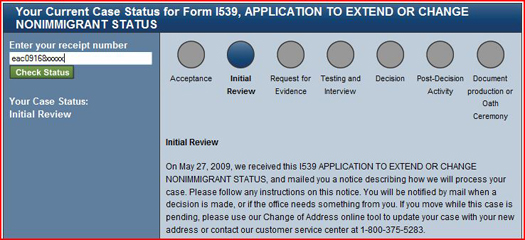 Employment Authorization Document - Uscis My Case Status | Rinha