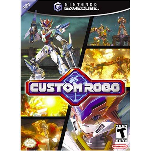 Let's Look at: Custom Robo (GCN)