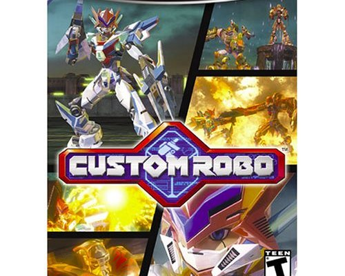 Let's Look at: Custom Robo (GCN)