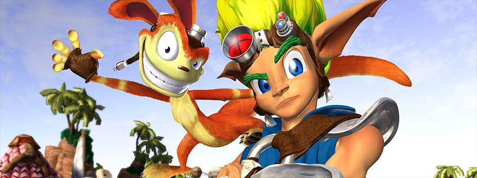 A Boy and his Ottsel: The History of Jak and Daxter
