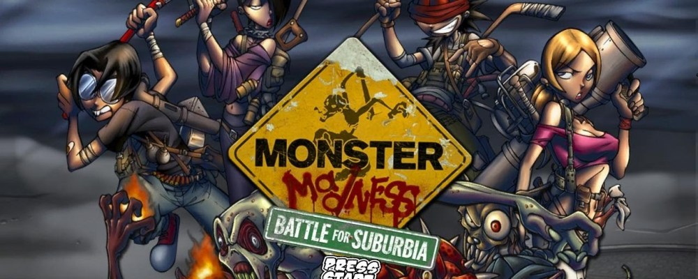Let's Look at: Monster Madness