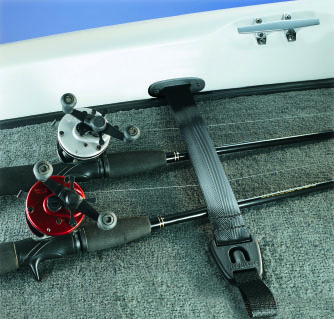 how to release erickson ratchet strap