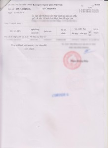 Download Visa Application Form| Vietnam Visa Approval Letter
