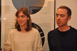 Marianne Mueller et Samuel Hense