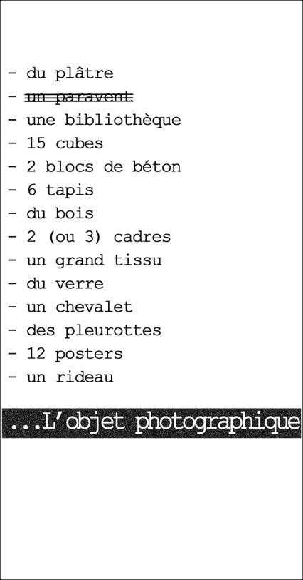 Carton Recto L'OBJET PHOTOGRAPHIQUE COURIER NEW NOIR V2 web