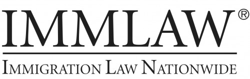 IMMLAW - Immigration Law Nationwide, Your #1 Resource for the Internet's Top Recommended Immigration Lawyers Logo