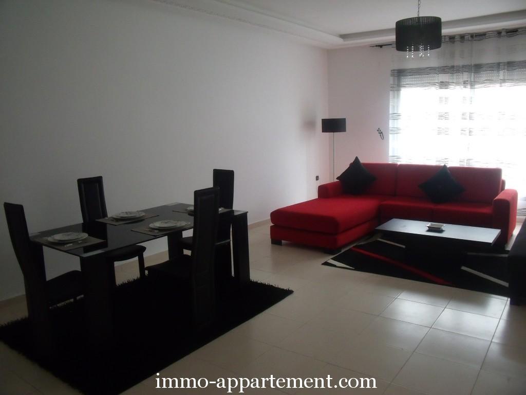 appartement meubl  appartement meubl  louer knitra