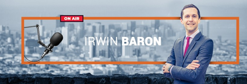 Irwin Baron - Mon Podcast Immo par MySweetImmo