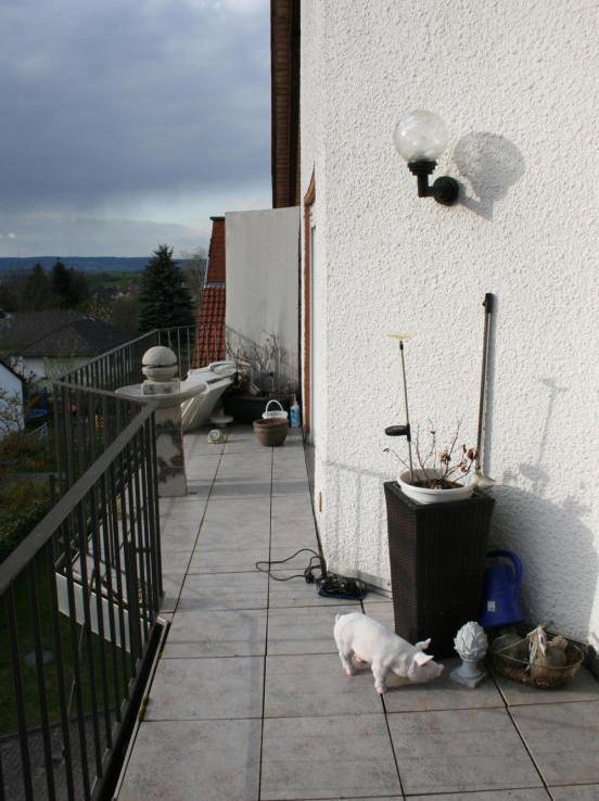 Immobilien Hahnefeld 91326218 Balkon Zwei