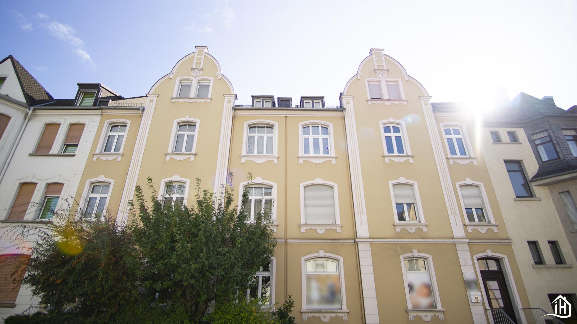 Jugendstilhaus Immobilien Hahnefeld
