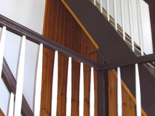 Treppenhaus Obergeschoss