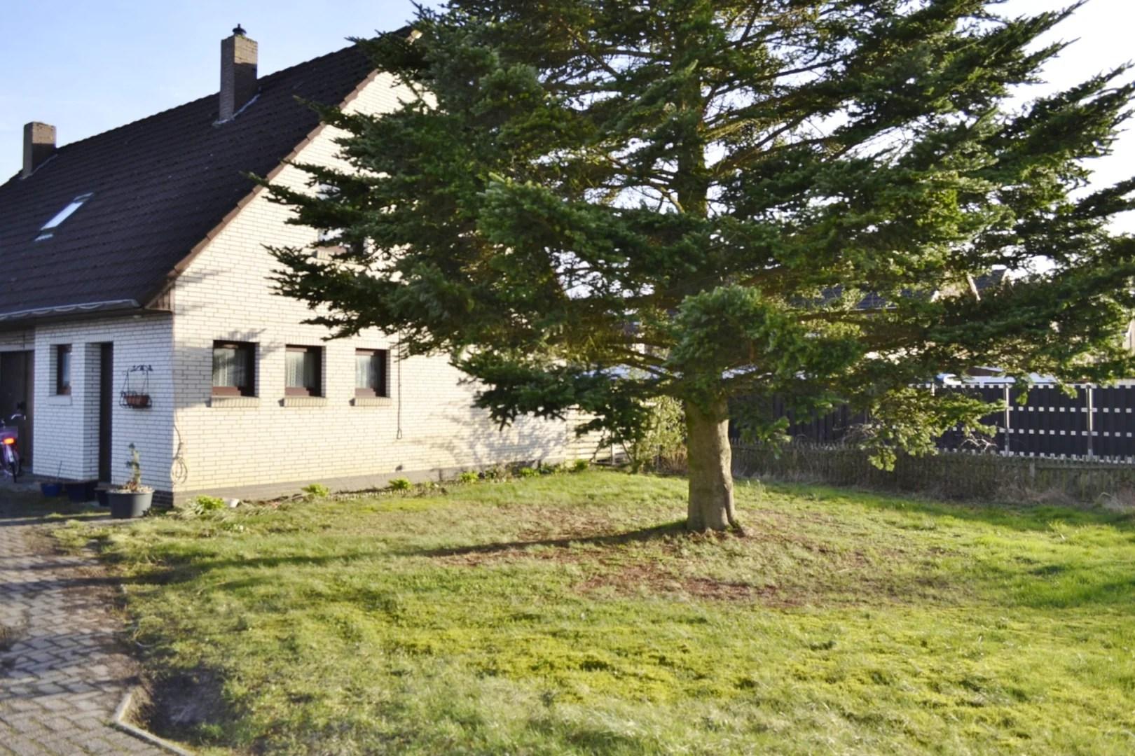 Barßel, direkt in Hafennähe wohnen. Top Objekt, Einfamilienhaus mit Garage und Carport I Exposé Nr: 124/19