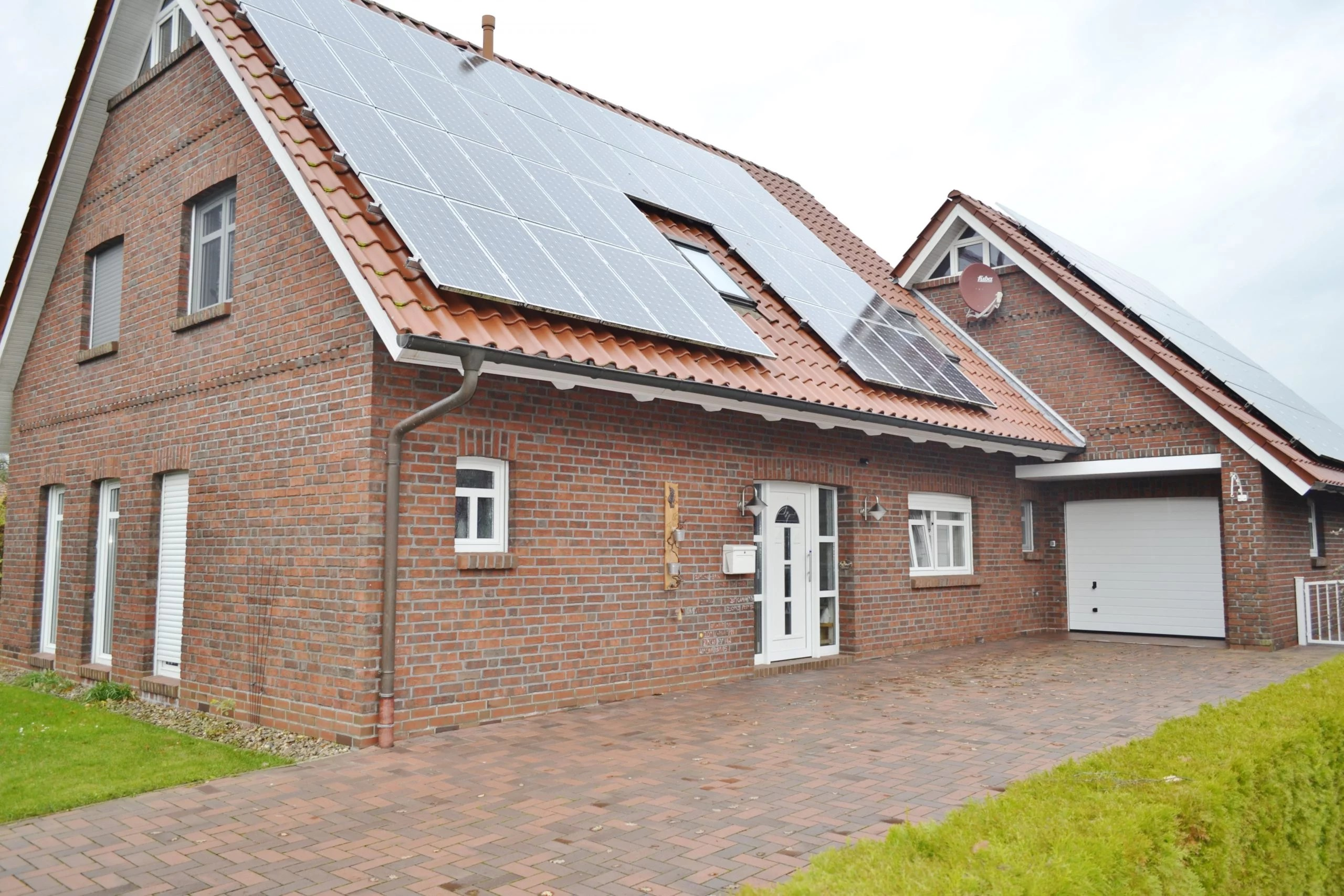 RESERVIERT! Beste Wohnqualität im Erholungsgebiet Barßel für die Familie in Hafennähe  Exposé Nr.: 113/20