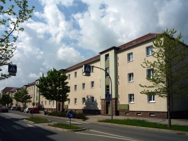 Wohnung mieten Gera - Stop! 1-Raumwohnung im Zentrum mit Balkon