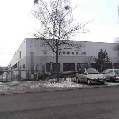 Immobilienbewertung Industriehalle