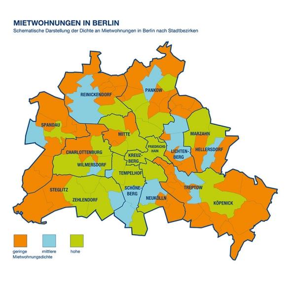 Wohnung mieten Berlin  ImmobilienScout24