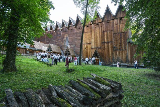 tourisme architectura