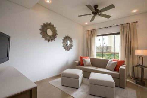 Appartement de 211m2 dans un style contemporain face au Golf et l'Océan12