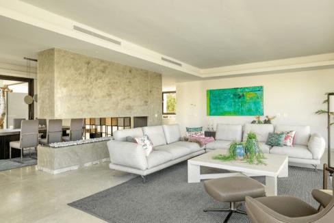 Villa de luxe à vendre à Los Flamingos-4