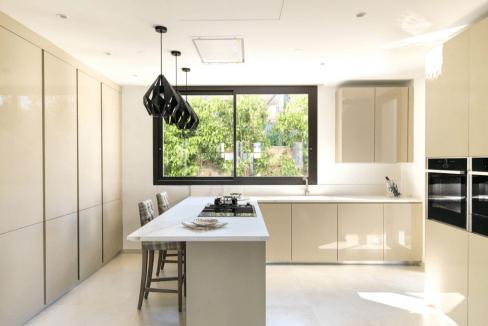 Villa de luxe à vendre à Los Flamingos-9