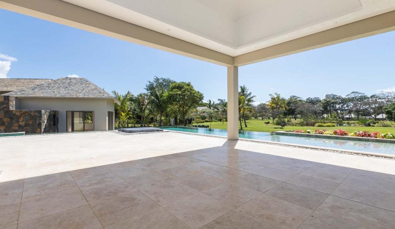 villa à vendre quartier farways dans le complexe Anahita à Beau Champ dans l'est.2