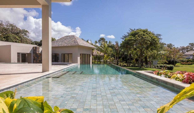 villa à vendre quartier farways dans le complexe Anahita à Beau Champ dans l'est.3
