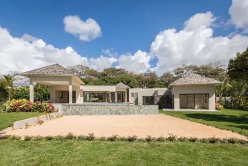 villa à vendre quartier farways dans le complexe Anahita à Beau Champ dans l'est.4