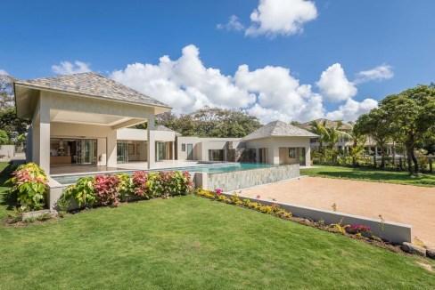villa à vendre quartier farways dans le complexe Anahita à Beau Champ dans l'est.5