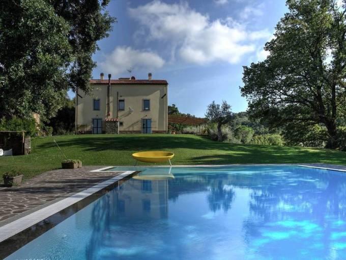 Propriété De Campagne Toscane, Italie | Immobilier-swiss.ch