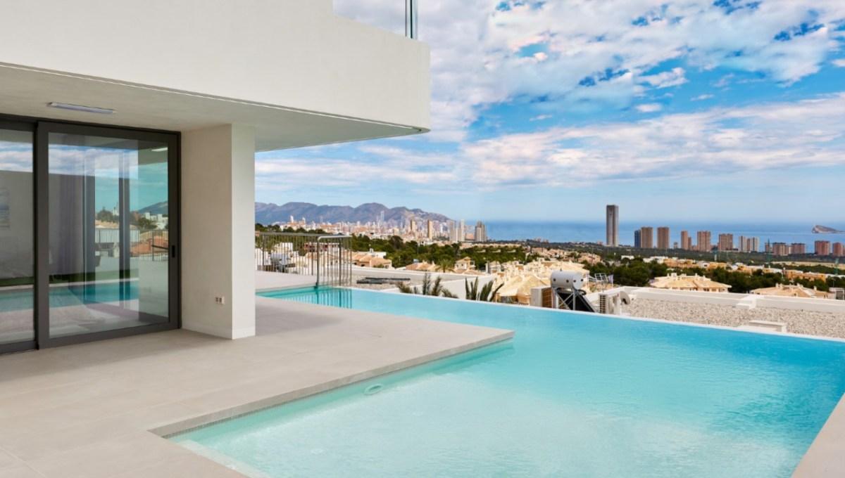 Luxury elegant villa Spain