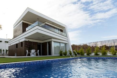Complexe de villas indépendantes