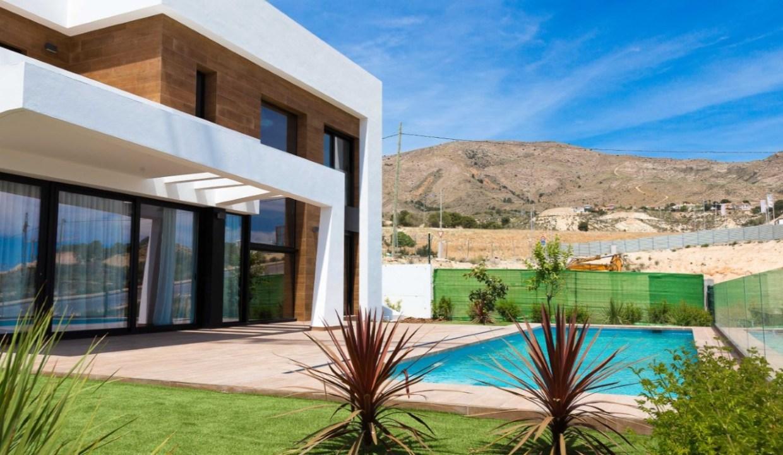 villa de luxe à Finestrat
