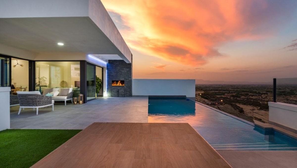 Villa de style moderne Alicante