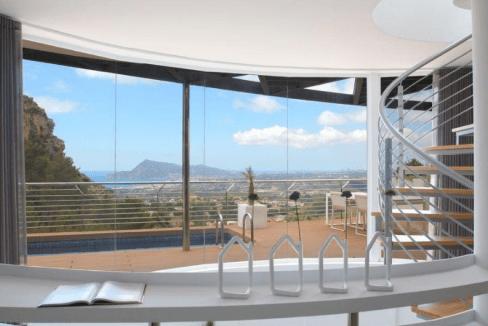 Maison de luxe de 3 chambres en vente Altea, Espagne-11