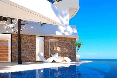 Villa en Altea Espagne