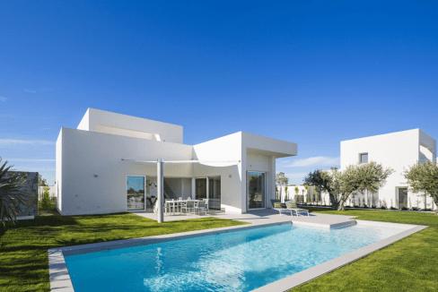 villas situées à Las Colinas Golf & Country Club.