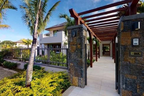 île Maurice   villa