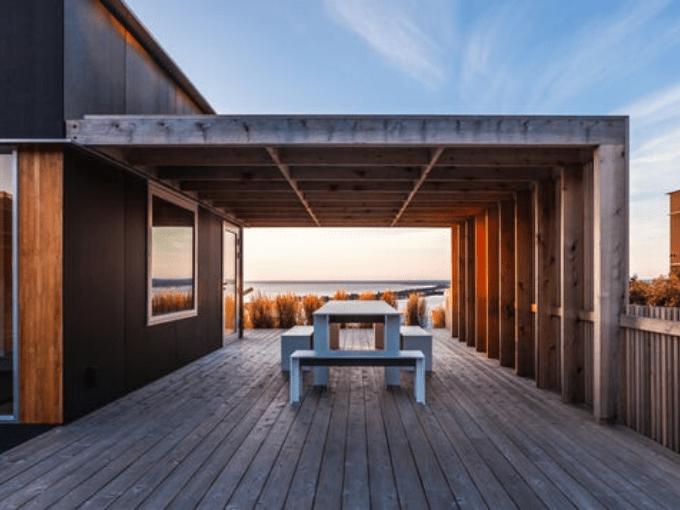 Cadrage du paysage  10 conceptions de maisons à Timber Lake