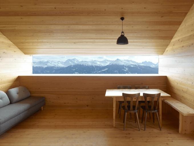 Architecture alpine  8 hébergements modernes magiques dans les Alpes
