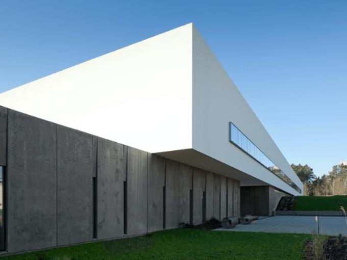Façades en béton  8 designs audacieux au Portugal