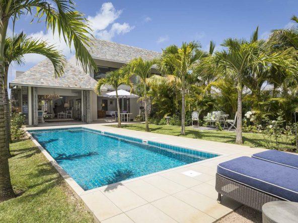 île Maurice villas somptueuses avec jardins tropicaux investir à l'Ile Maurice