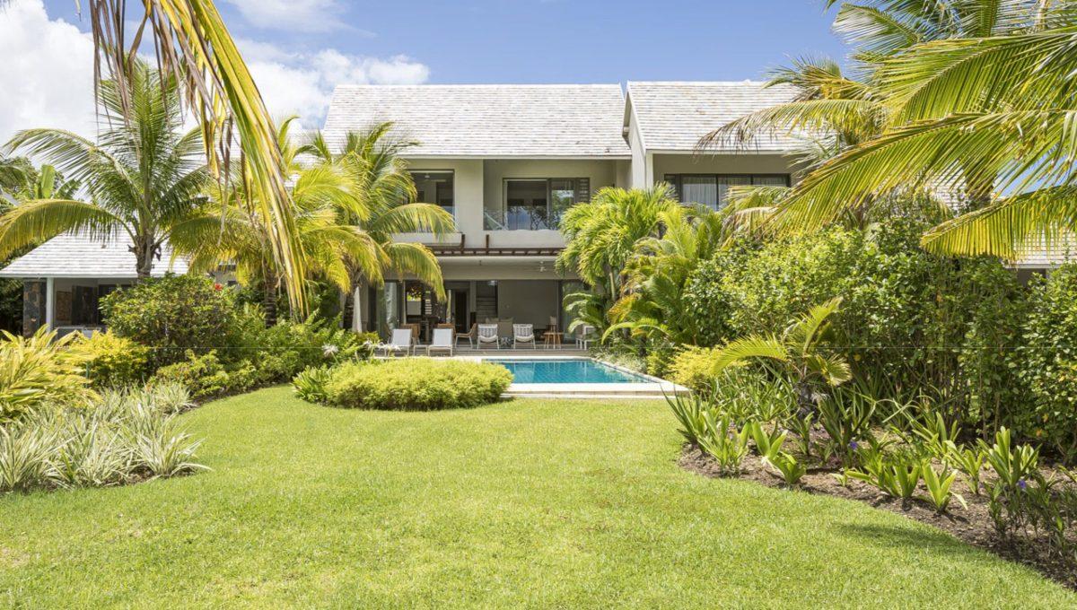 À vendre villa de Prestige - Domaine d'Anahita île Maurice