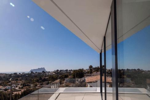 Maison de luxe 4 chambres en vente à Moraira, Espagne-2
