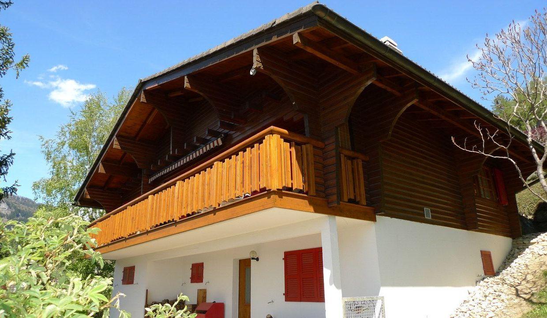 Vente de biens immobiliers en Valais