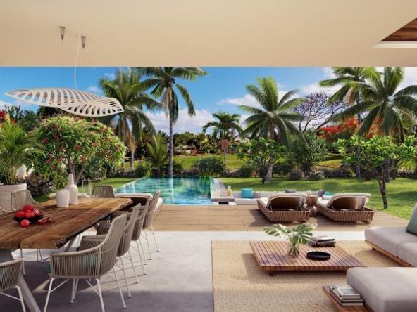 |IRS | Anahita Mauritius | Les Villas Emeraude : Simplicité et Modernité|||||||