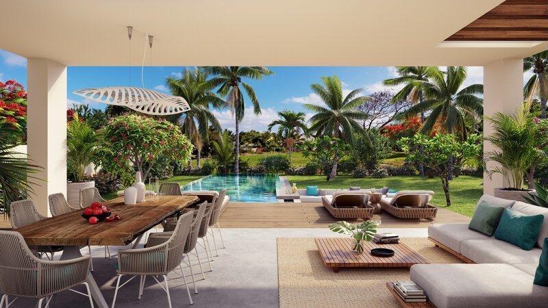 IRS   Anahita Mauritius   Les Villas Emeraude _ Simplicité et Modernité-3