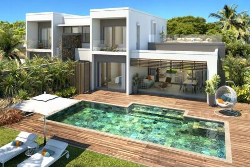 IRS   Anahita Mauritius   Les Villas Emeraude _ Simplicité et Modernité-8