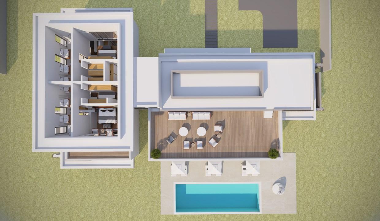 Villa Horizon - OPTION 1 - 5BD